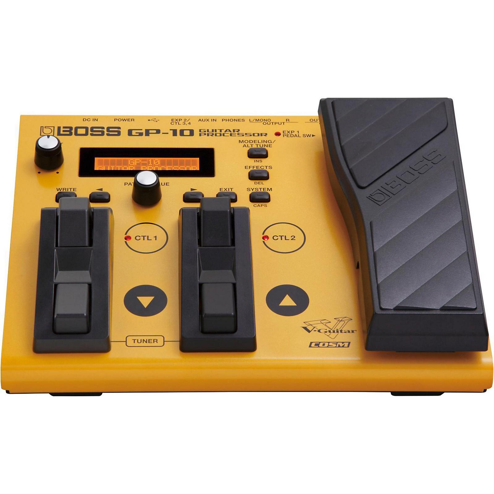 Boss GP-10GK Guitar Effects Processor