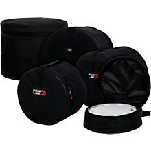 Open BoxGator GP-Fusion-100 5-Piece Padded Drum Bag Set