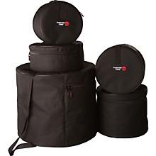 Open BoxGator GP-Standard-100 Padded 5-Piece Standard Drum Bag Set