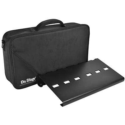 On-Stage GPB3000 Pedal Board with Gig Bag