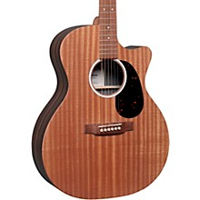 Martin GPC-X2E Macassar Ebony Grand Performance Acoustic-Electric Guitar