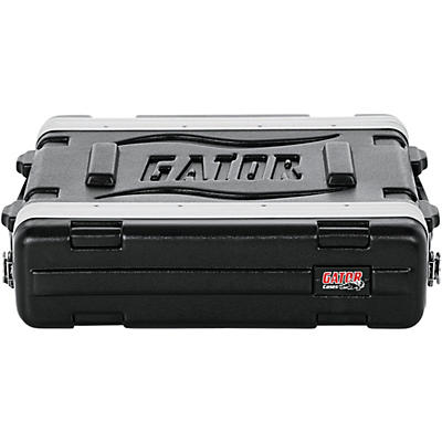 Gator GR-2S Shallow Rack Case
