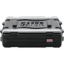 Open BoxGator GR-2S Shallow Rack Case
