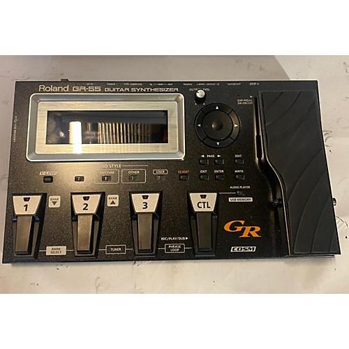 Roland GR-55S-BK Effect Processor