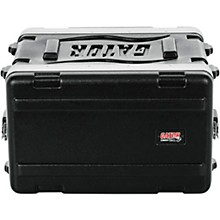 Open Box Gator GR-6S ATA 6-Space Shallow Rack Case