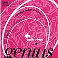 Galli Strings GR65 C GENIUS Coated Silverplated Normal Tension Classical Acoustic Guitar Strings thumbnail