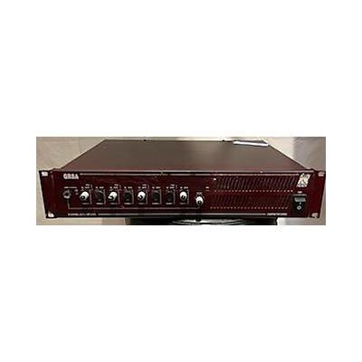 Allen & Heath GR8A Power Amp