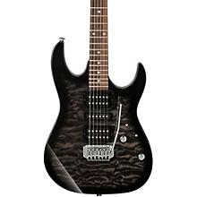 GRX70QA Electric Guitar Transparent Black Sunburst