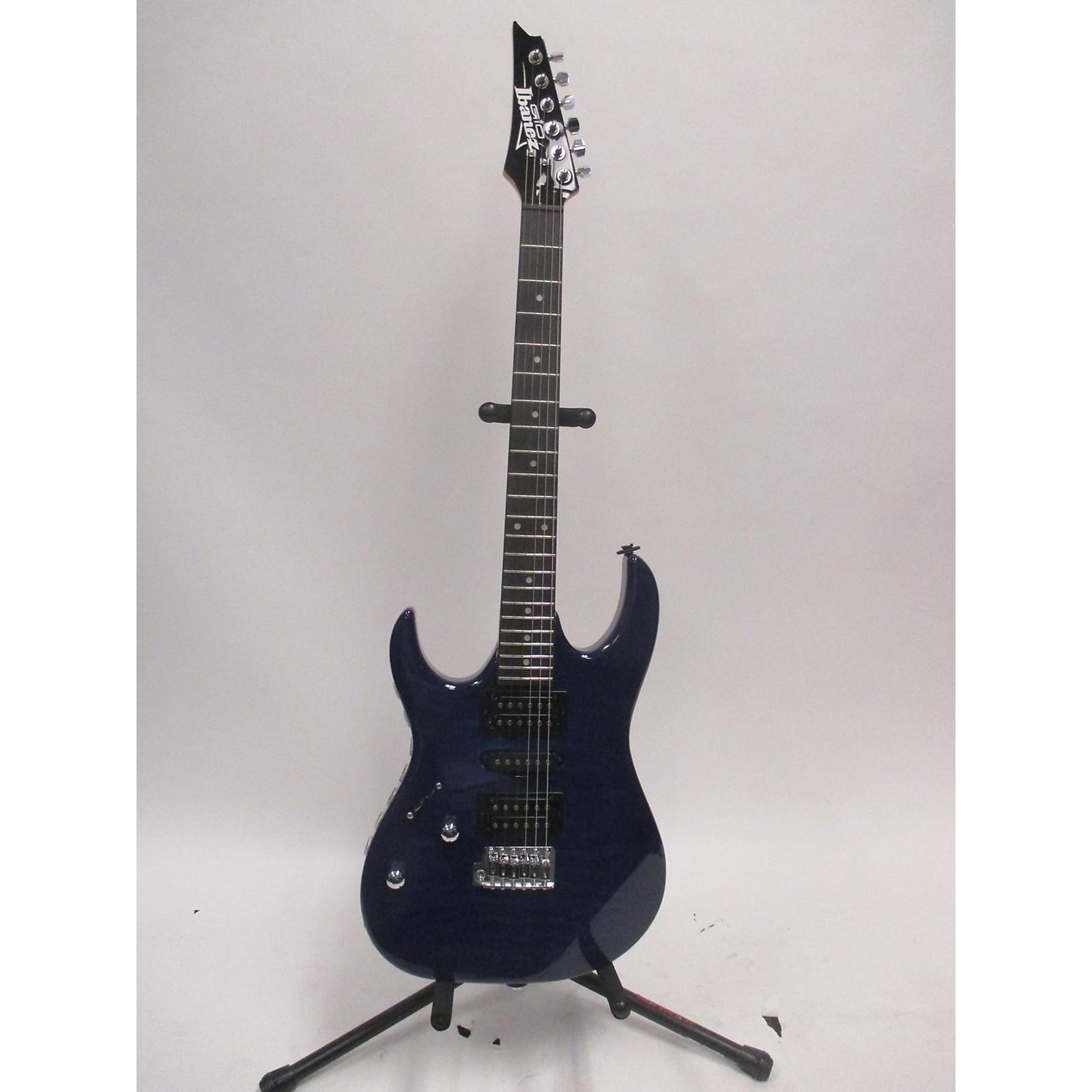 Ibanez GRX70QA Solid Body Electric Guitar