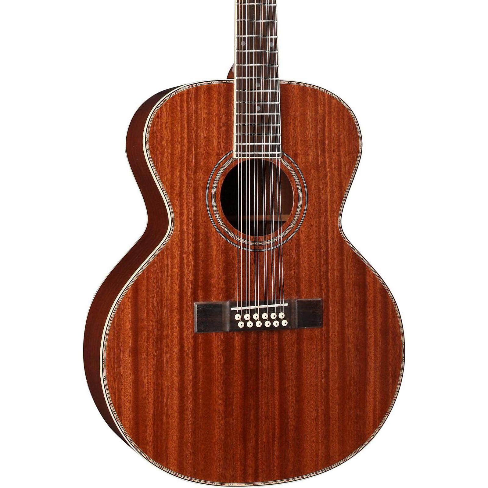 Giannini GS-1/12 WG 12-String Grand Concert Autograph Guitar