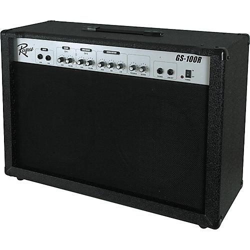 Rogue GS-100R 2x12 100W Guitar Combo Silver