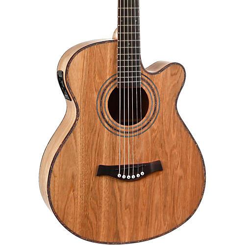 Giannini GS-40 CEQ N A/E Steel String Guitar