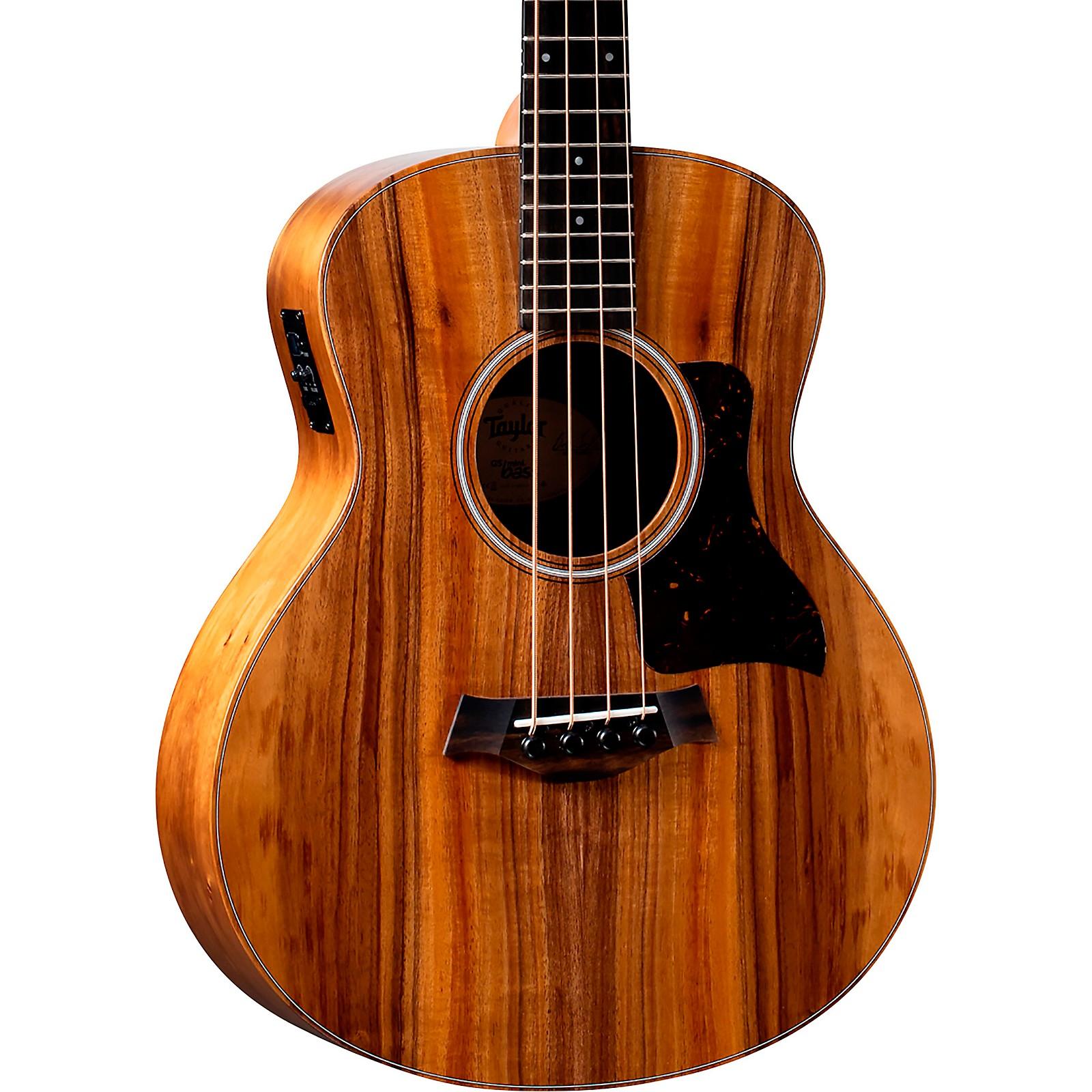 Taylor GS Mini-e Koa Acoustic-Electric Bass