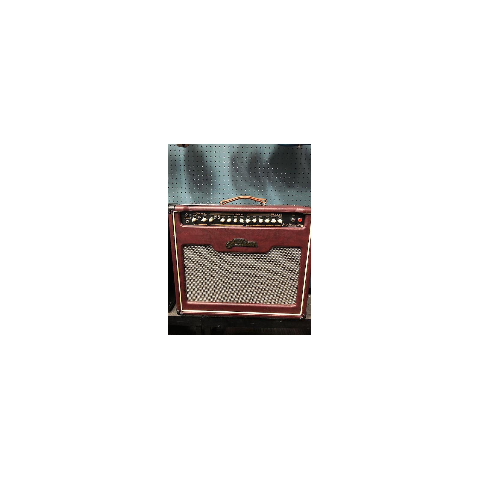 Albion Amplification GS30C Tube Guitar Combo Amp