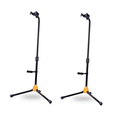 Hercules GS412B PLUS Series Auto Grip Guitar Stand 2-Pack