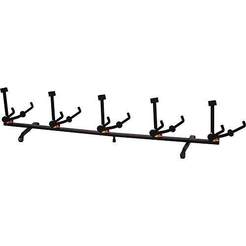 Hercules Stands GS515B 5-Guitar Multiposition Rack
