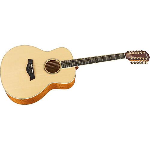 taylor gs6 12 12 string grand symphony acoustic guitar 2010 model musician 39 s friend. Black Bedroom Furniture Sets. Home Design Ideas