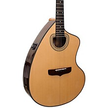 Giannini GSCRA PRO 12 CEQ B-Band 12-String Craviola