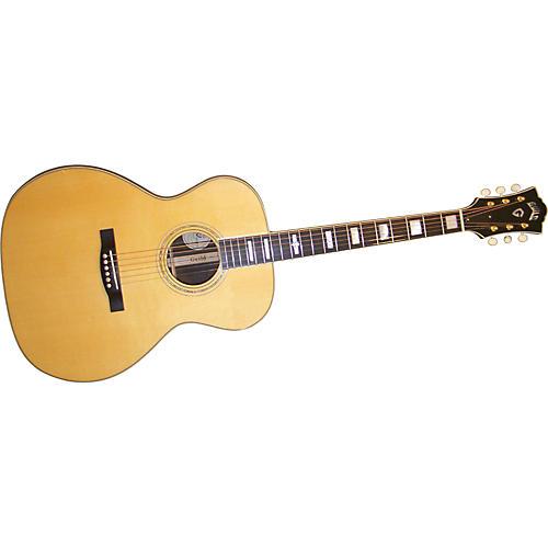 Guild GSR F-40 Macassar Grand Orchestra Acoustic Guitar