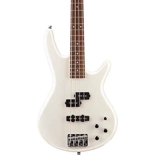 Ibanez GSR200 4-String Electric Bass Pearl White