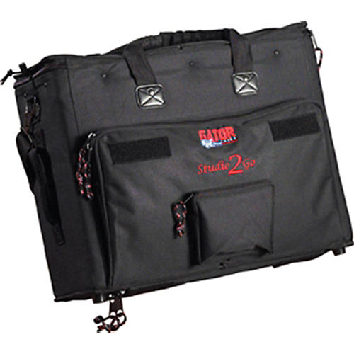 Gator GSR2U Rack and Laptop Bag Condition 1 - Mint