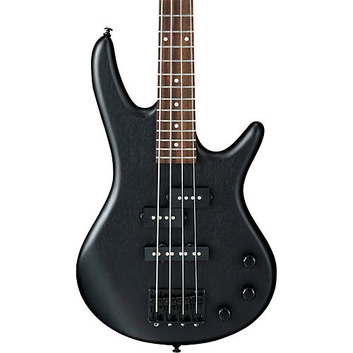 Ibanez GSRM20 Mikro Short-Scale Bass Guitar Weathered Black Rosewood