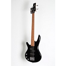 Open Box Ibanez GSRM20L Mikro Left-Handed 4-String Short Scale Bass Guitar