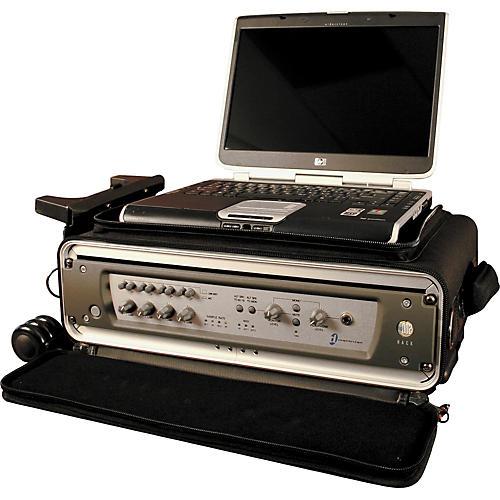 Gator GSRW-2U Rolling Laptop and 2-Space Rack Bag