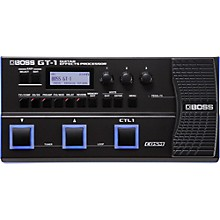 Open Box Boss GT-1 Guitar Multi-Effects Processor