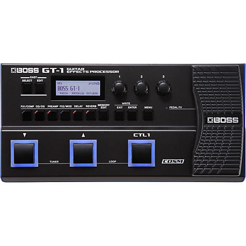 Boss GT-1 Guitar Multi-Effects Processor