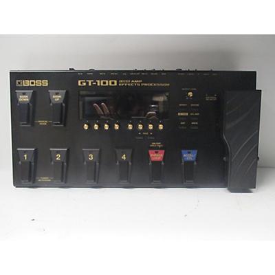 Boss GT-100 Effect Processor
