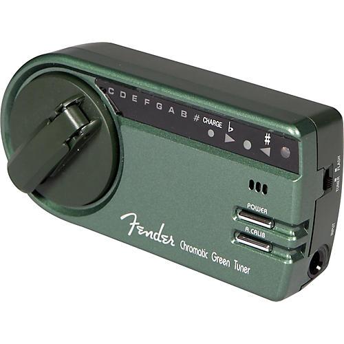 Fender GT-1000 Green Kinetic Tuner