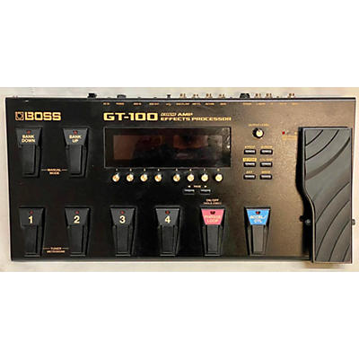 Boss GT100 Effect Processor
