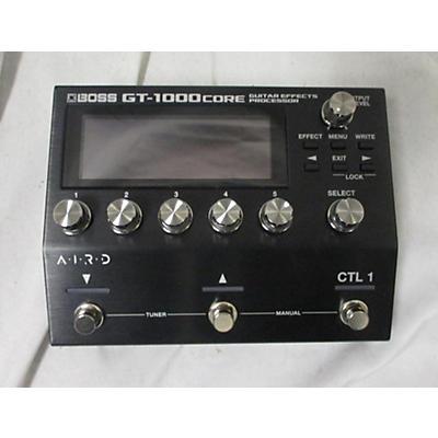 Boss GT10000 CORE Effect Processor