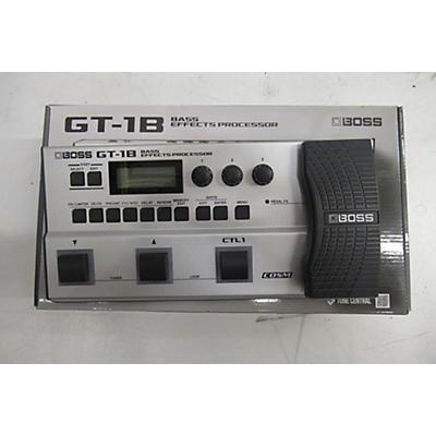Boss GT1B Bass Effect Pedal