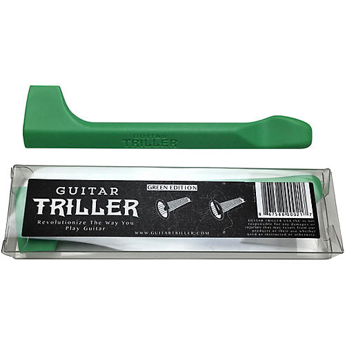 Guitar Triller GT2 Green Edition