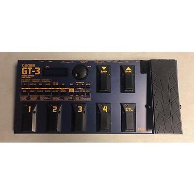 Boss GT3 Effect Processor