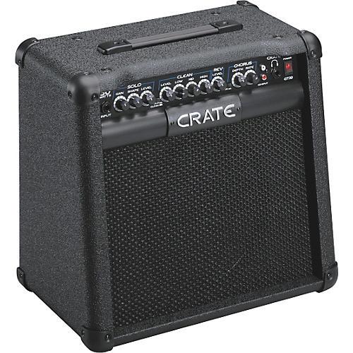 crate gt30 30w 1x10 guitar combo amp musician 39 s friend. Black Bedroom Furniture Sets. Home Design Ideas