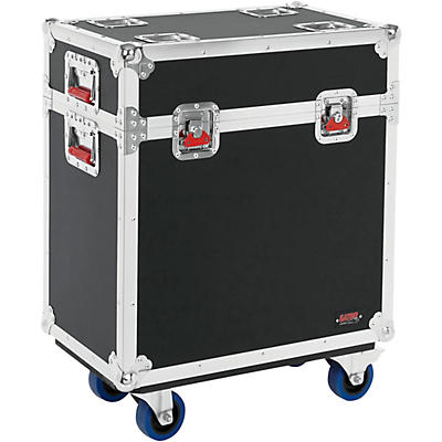 Gator GTOURMH350 Flight Case for Two 350-Style Moving Head Lights