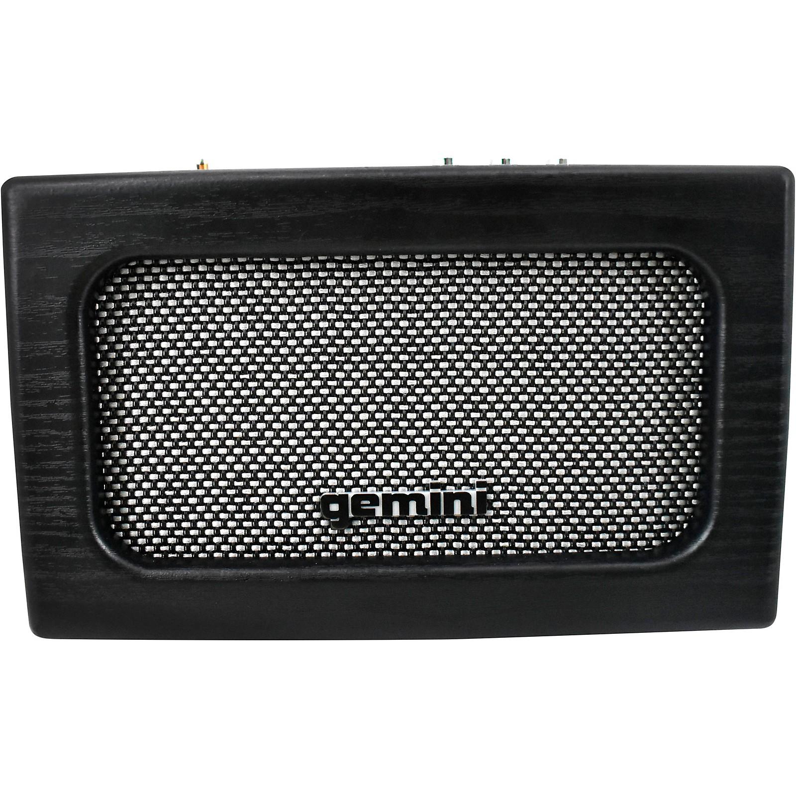 Gemini GTR-100 Bluetooth Stereo Speaker