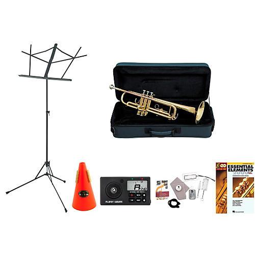 Giardinelli GTR 312 Beginner Student Trumpet Bundle
