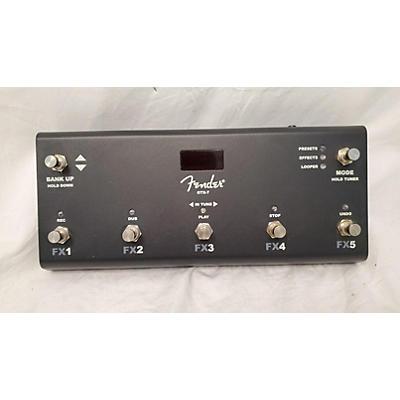 Fender GTX7 Footswitch
