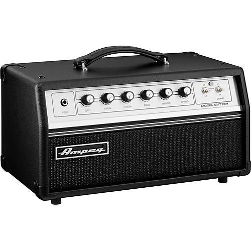 ampeg gvt15h 15w tube guitar amp head musician 39 s friend. Black Bedroom Furniture Sets. Home Design Ideas