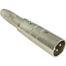 """Hosa GXJ-235 1/4"""" TRS (F) - XLR (M) Adapter"""