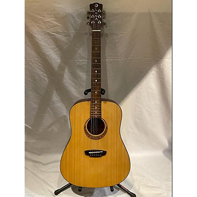 Luna Guitars GYPSY MUSE Acoustic Guitar