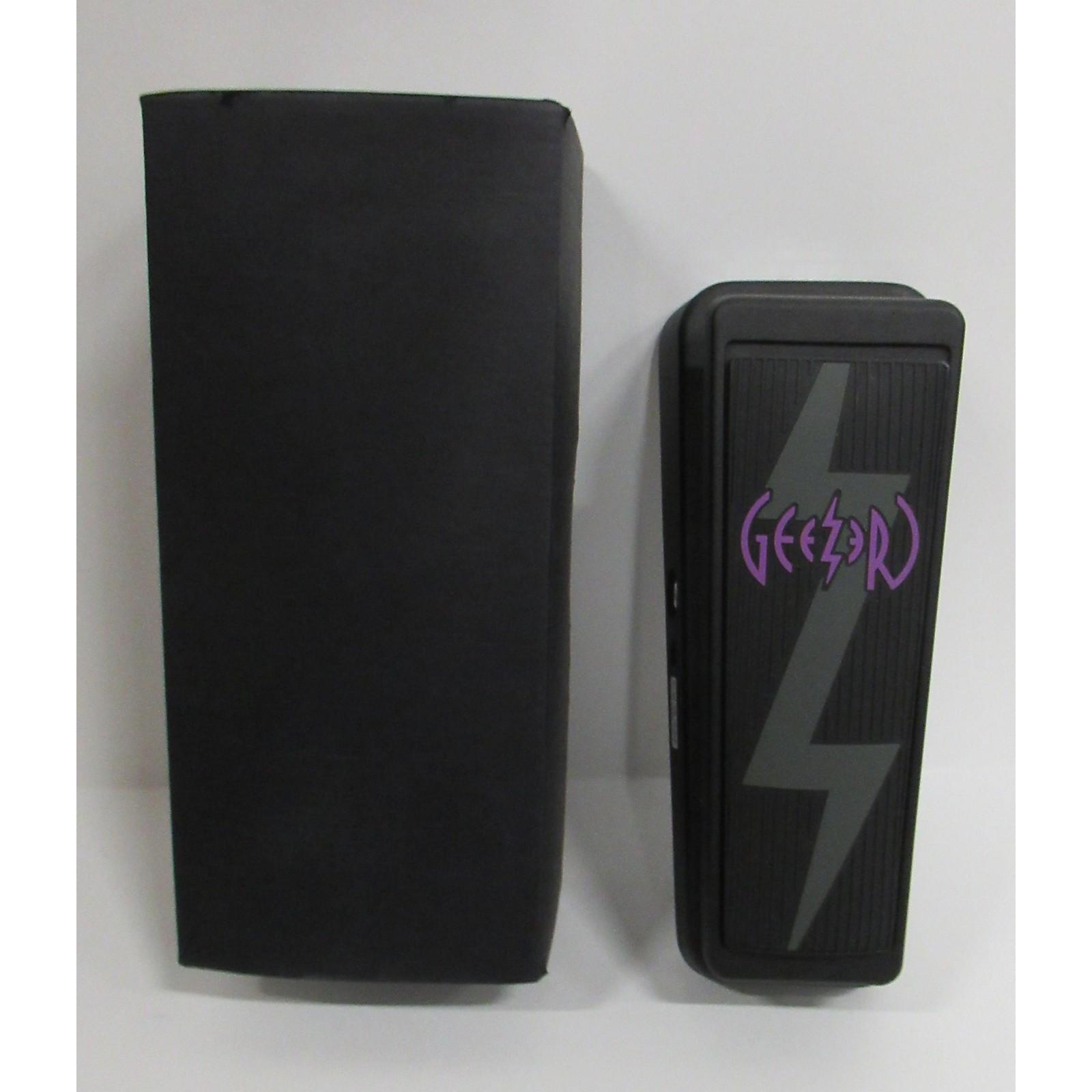 Dunlop GZR95 GEEZER Effect Pedal
