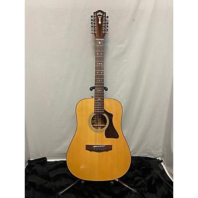 Guild Gad G212enat 12 String Acoustic Guitar