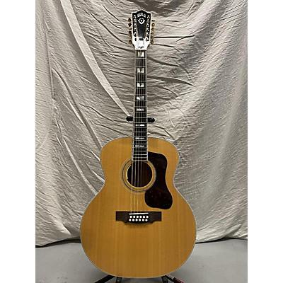 Guild Gad Series F-512 12 String Acoustic Guitar