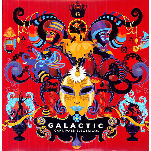 Alliance Galactic - Carnivale Electricos