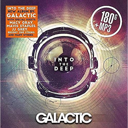 Alliance Galactic - Into the Deep